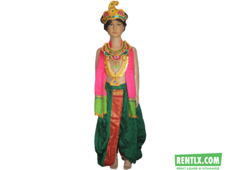 Fancy, Traditional & Theme Costumes For Rent in Bangalore