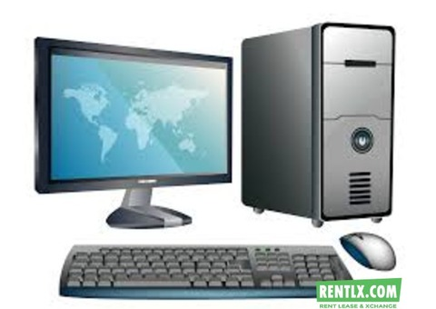 Computer For Rent in  Santhosh Nagar, Hyderabad
