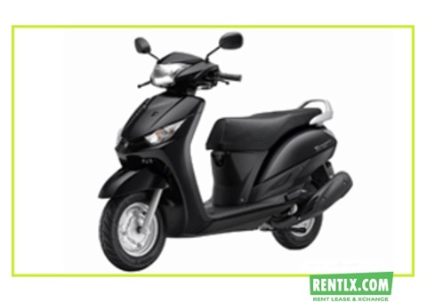 Activa on Rent in Munnar