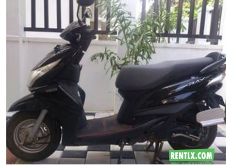 Yamaha Ray for rent in Kochi