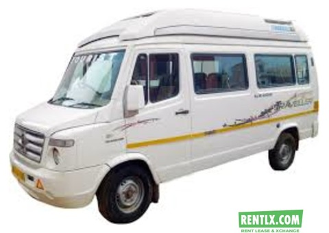 Tempo Traveller on Rent in Panchkuian Road Area, Delhi