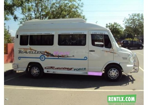 Tempo Traveller Services in Pune