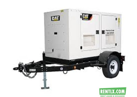 Diesel generators on Hire in Indore