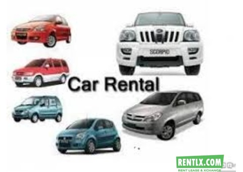 Car Rentals Service in Bangalore