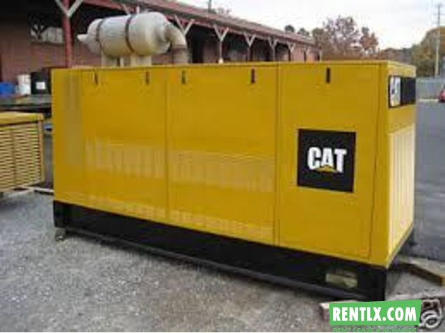 Generator available on Rent in Indore