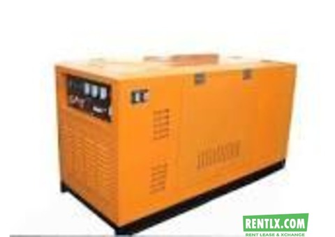 Diesel generators available on Hire in Indore