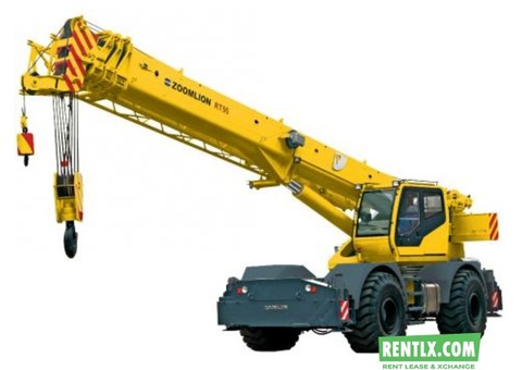 Crane on Rent in Indore