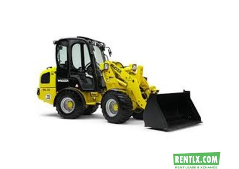 Wheel Loader (3Ton) for Rent in Hyderabada