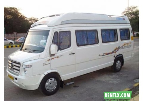 Tampo Traveller On Rent in New Delhi