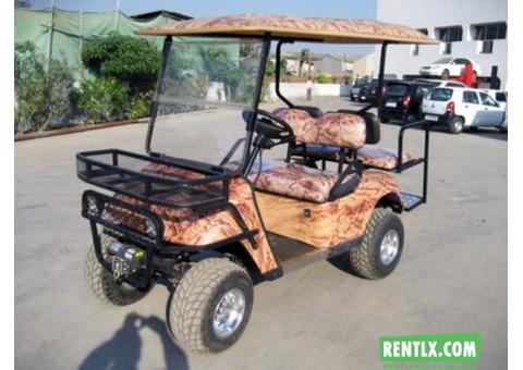 Electric golfcart on Hire in Mumbai
