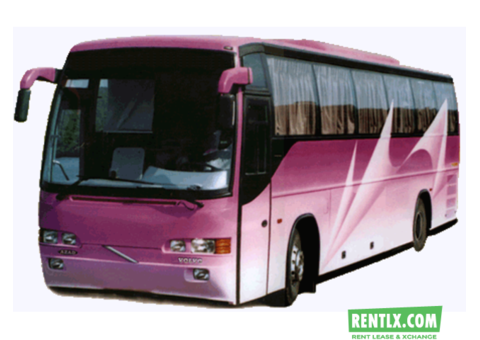 Deluxe Coaches on Hire in Jaipur