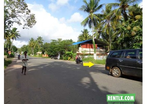 19 Cents Prime land for Rent in Kazhakuttom