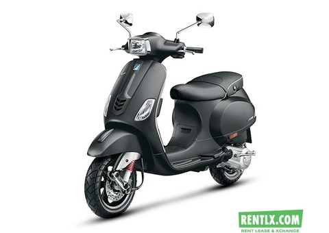 Piaggio Vespa on Hire in Vasai