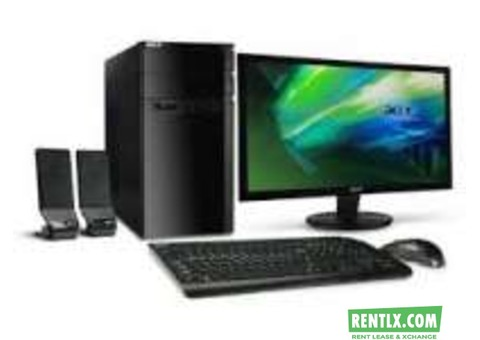 Computer On Hire in Hyderabad