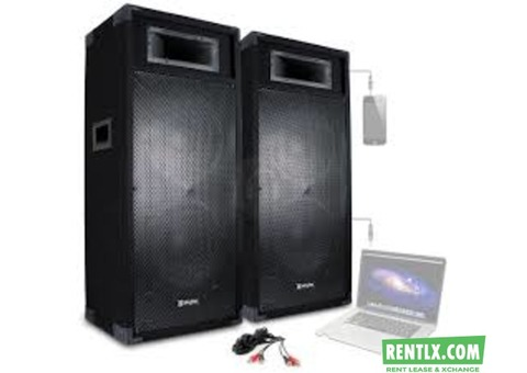 Dj Sound On Rent in Adajan, Surat