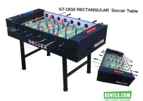 Foosball  on Hire in Bangalore