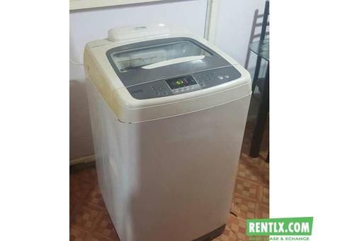 Washing machine on rent in Bengaluru