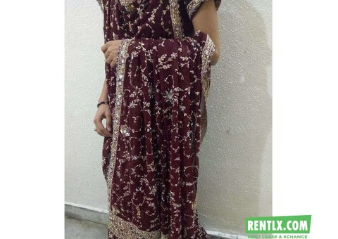 Designer Lehenga On Rent in Sector 62, Noida