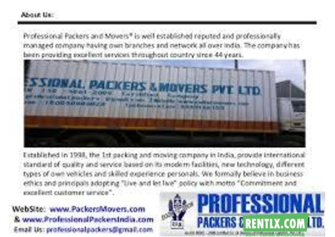 Movers & Packers @ http://www.professionalpackersindia.com/packers-movers-bangalore.html