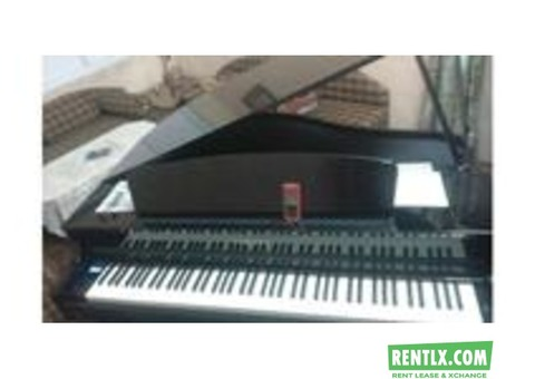 GRAND PIANO ON RENT FOR VIDEO SHOOT IN LUCKNOW