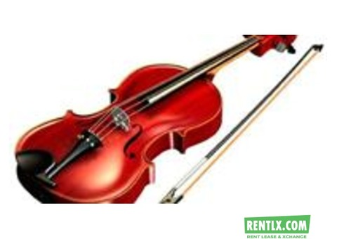 VIOLIN ON RENT IN CHENNAI
