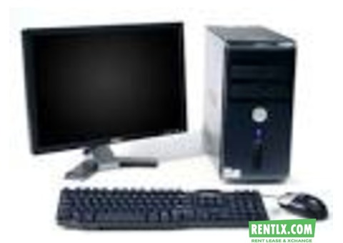 Computer For Rent in Noida