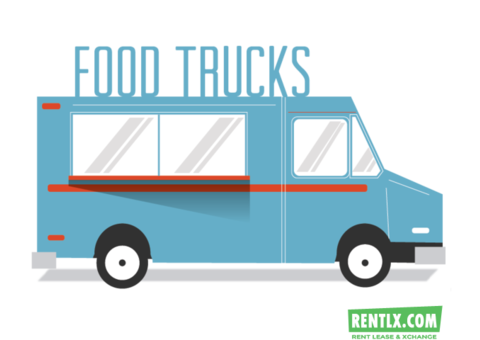 Food Truck For Rent in Ameerpet, Hyderabad