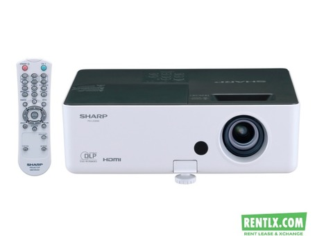 LCD PROJECTOR ON HIRE IN BHAVNAGAR