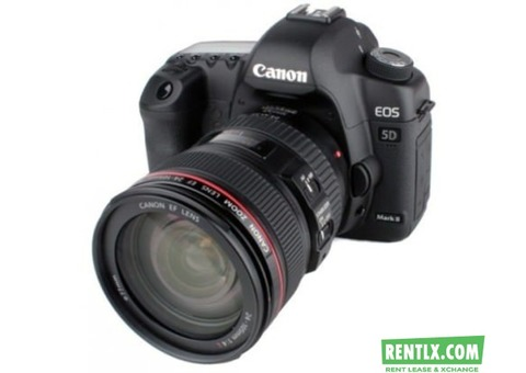 Canon 5D Mark II for VERY LOW RENT in Chennai