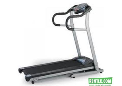 Motorised Treadmills on Hire in Noida