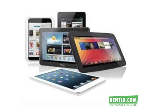 Tablet & Laptops on Rent in Hydertabad