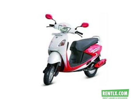Scooty and Bikes on Rent in Kolkata