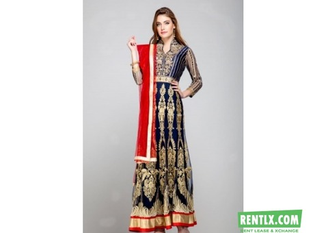 Designer Indian Suits on Rent in Amritsar