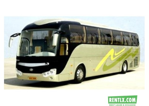 Bus Rental Service in Goa