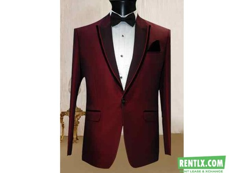 Mans Indo Westen Suit on Hire in Ahmedabad