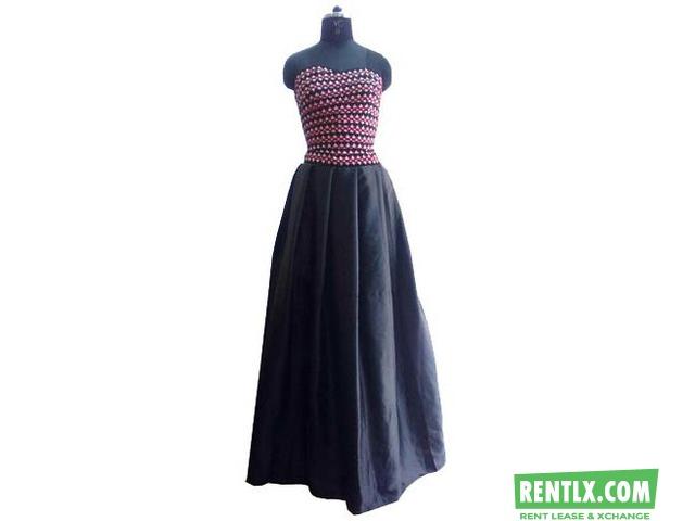 Party Evening Gown on Rent in Mumbai Mumbai ✭ Rentlx com
