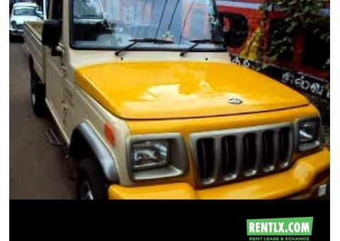 Mahindra Bolero Truck on rent in Coimbatore