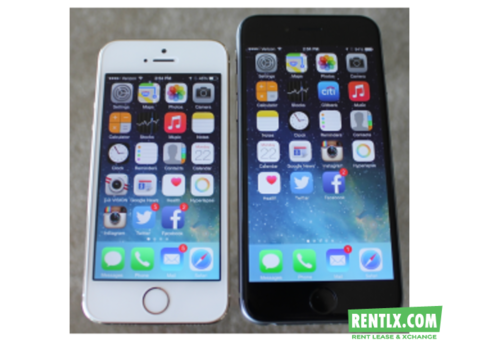 Apple IPhone 5 & 6 on Rent in Mumbai