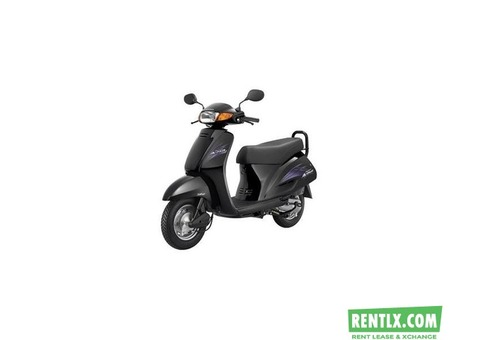 Activa on Rent in Jaipur
