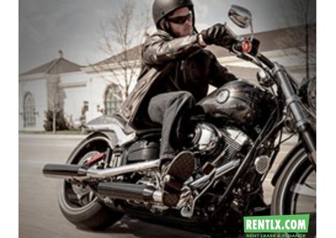 Harley Davidson Street 750 on Rent in Dehradun