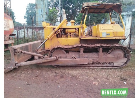 Dozer BD65 on rent in Bhilai Chhattisgarh