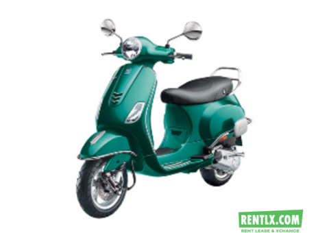 Two Wheeler on Rent in Ahmedabad