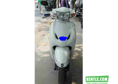 Activa on Rent in Ahmedabad
