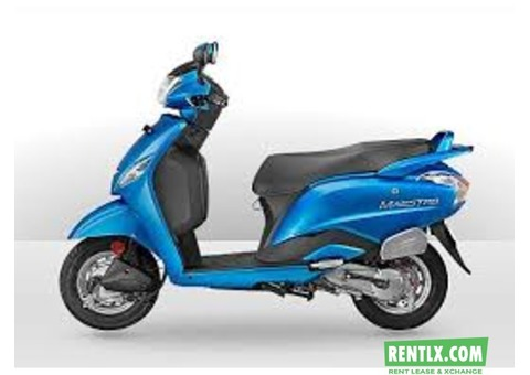 Scooter's and Bike on Rent in Ahmedabad