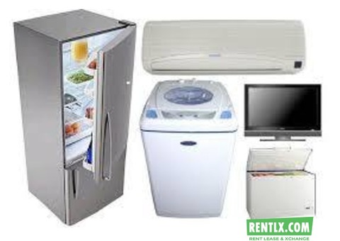 AC , Fridge & Washing Machine For Rent in Chennai