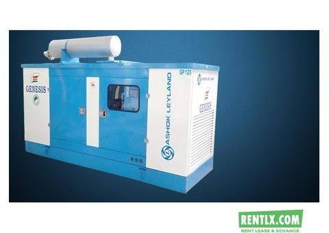 Generator Rentals in hyderabad