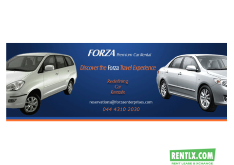 Car Rental Service in Chennai