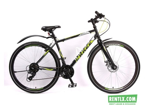 Hybrid Bicycle on Rent in Chennai