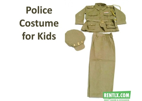 Fancy Dresses for Kids on Rent in Delhi