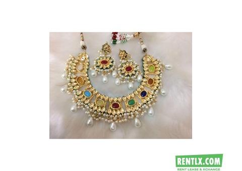 Bridal Jewellery On Rent in Jaipur